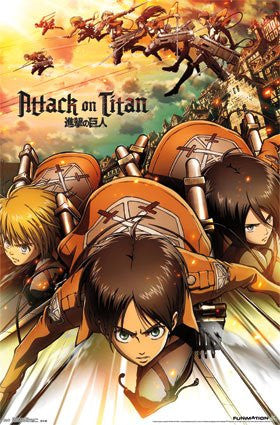FLM13801 Attack on Titan - Attack