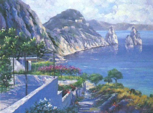 FAR33023 Gianola - 'Landscape Il' (23 X 31)