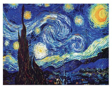 "FAR60006"" Vincent Van Gogh - Starry Night"" (11 X 14)"