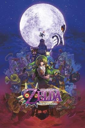 FLM07330 - Legend of Zelda - Majoras Mask