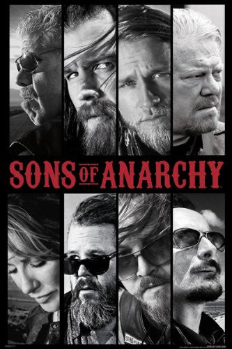 FLM91060 Sons of Anarchy 24x36