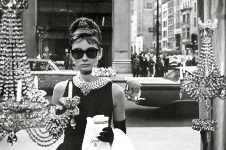 Audrey Hepburn Window Shopping (40x60) - FLM70015