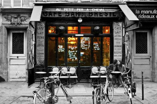 Cafe Bresil (24x36) - ARC32655