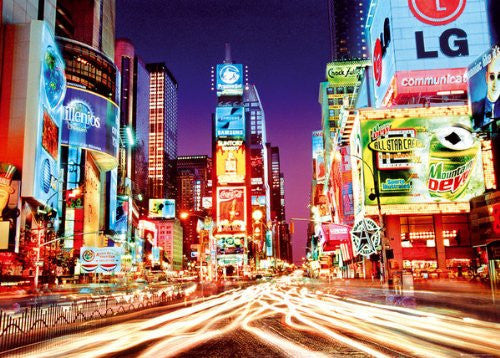 Times Square Lights (40x60) - ARC32641