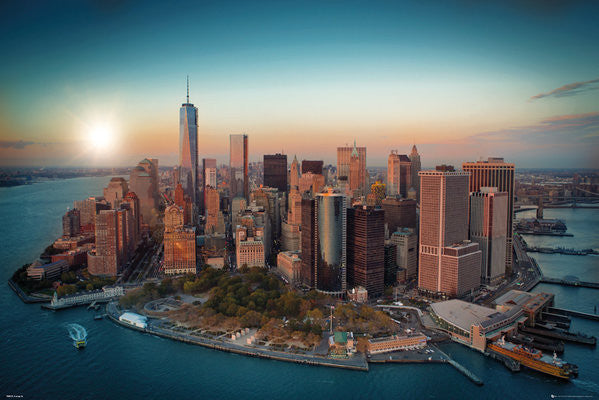 New York - Freedom Tower (24x36) - ARC05181