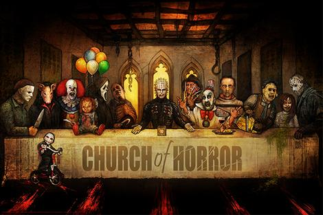 Church of Horror - FLM10800