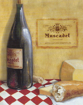 "David Marrocco - ""Muscadet"" (11x14) - FAR64003"