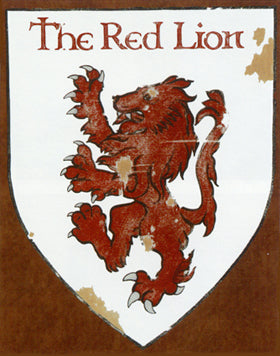 "David Marrocco - ""The Red Lion"" (11x14) - FAR62007"