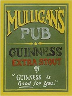"David Marrocco - ""Mulligan's Pub"" (11x14) - FAR61011"