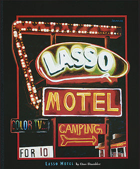 "Don Stambler - ""Lasso Motel"" (11x14) - FAR62004"