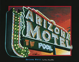 "Don Stambler - ""Arizona Motel"" (11x14) - FAR64005"