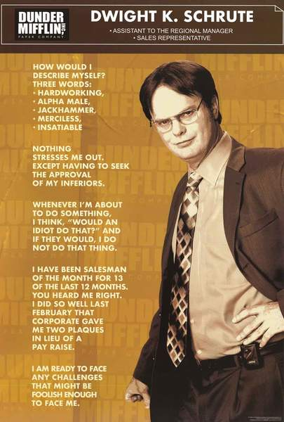 The Office - Dwight