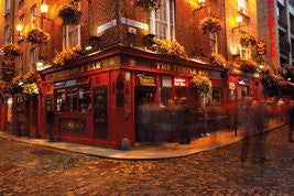 Dublin Temple Bar (24x36) - FAR00519