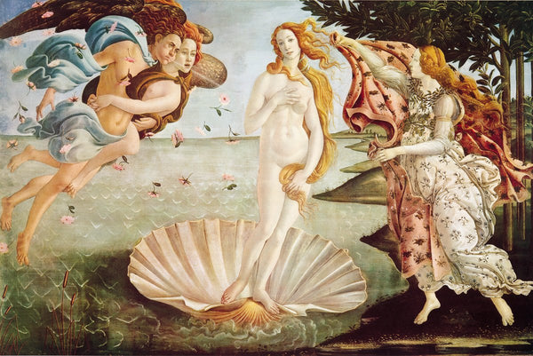 Botticelli - Birth of Venus 24x36 - FAR00651