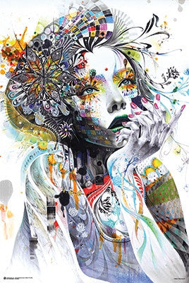 Minjae Lee - Circulation (24x36) - FAR10925