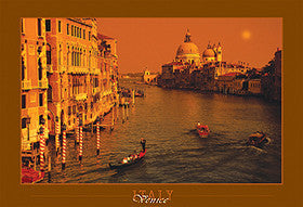 Venice - Brown (24x36) - FAR11006