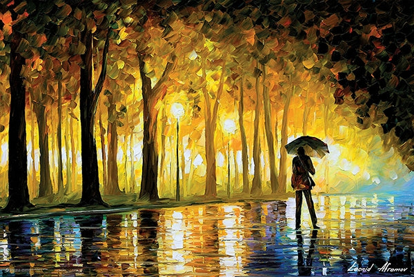 Leonid Afremov - Bewitched Park 24x36 - FAR11250