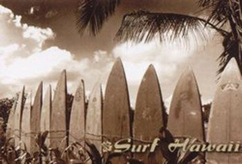 Surf Hawaii (24x36) - FAR36402