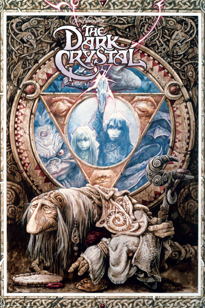The Dark Crystal - One Sheet