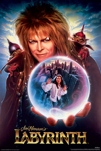 Labyrinth - One Sheet 2 24x36 - FLM01430