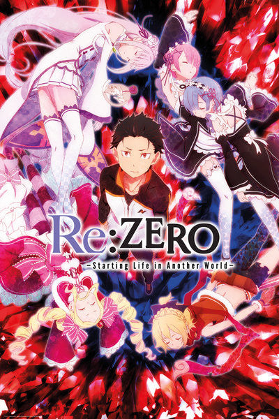 Re:Zero - Key Art (24x36) - FLM04472