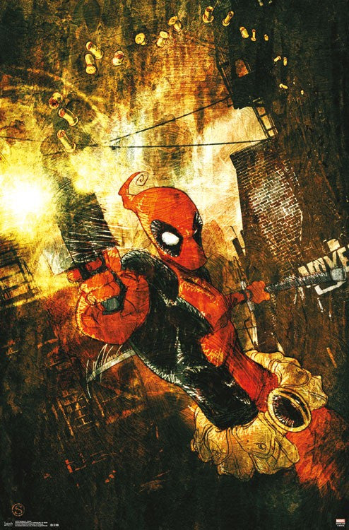 Deadpool - Shells (24x36) - FLM14222