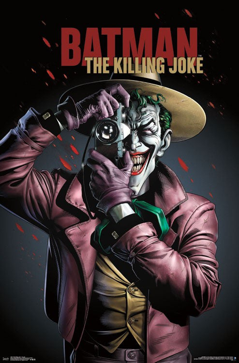 The Killing Joke (24x36) - FLM14971