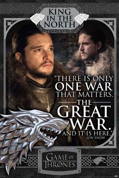 FLM16740 - Game Of Thrones  The Great War