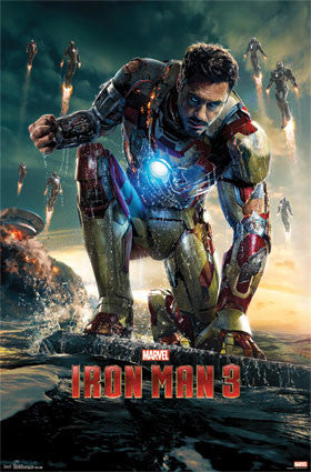 Iron Man 3 (24x36) - FLM44589