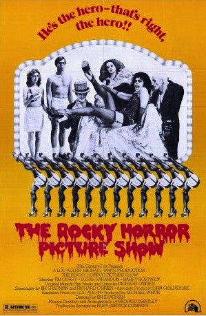 Rocky Horror Picture Show (24x36) - FLM50988