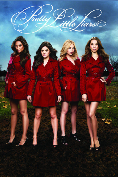 Pretty Little Liars - Red Coats (24x36) - FLM91234 -