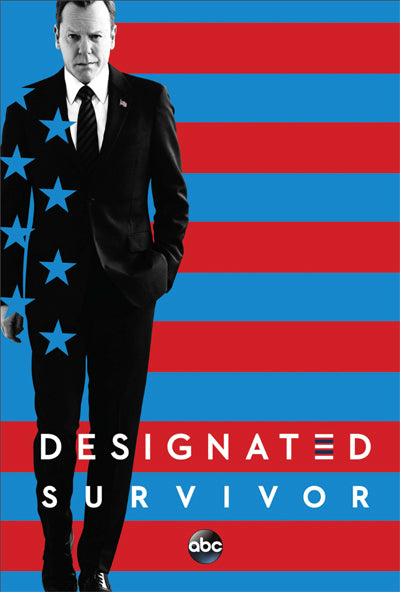 PENDING APPROVAL Designated Survivor (24x36) - FLM95107