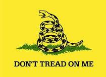 Don't Tread on Me - ISP03062