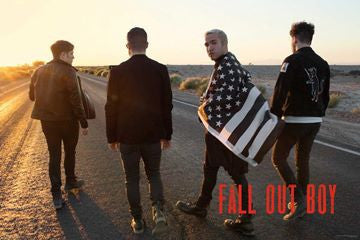 Fall Out Boy (24x36) - MUS03260