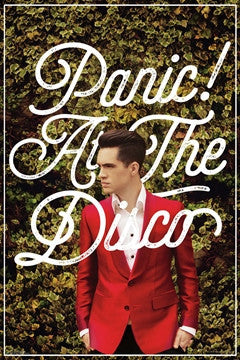 Panic at the Disco (24x36) - MUS03266