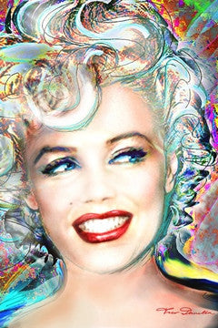 Marilyn Monroe - Electric (24x36) - PIN03280