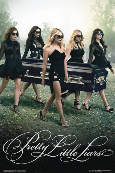 Pretty Little Liars - Coffin (24x36)  - FLM49854