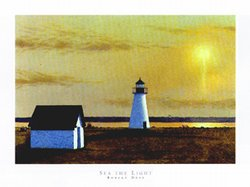 "Robert Duff - ""Sea the Light"" (11x14) - FAR61014"