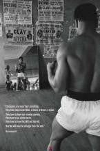 Muhammad Ali - In the Gym (24x36) - SPT00022