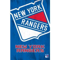 New York Rangers Logo (24x36) - SPT13137