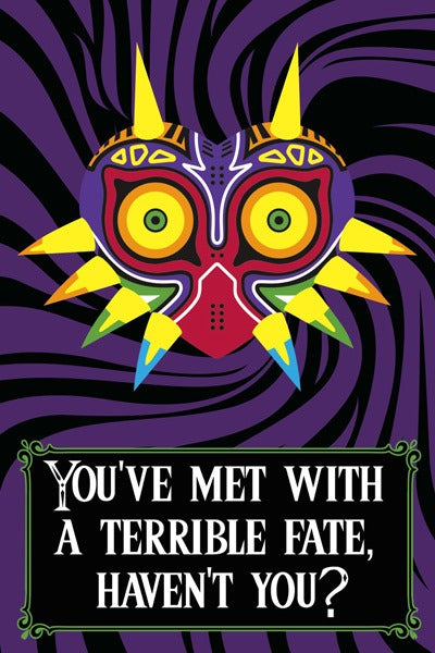 Zelda Terrible Fate - FLM20670