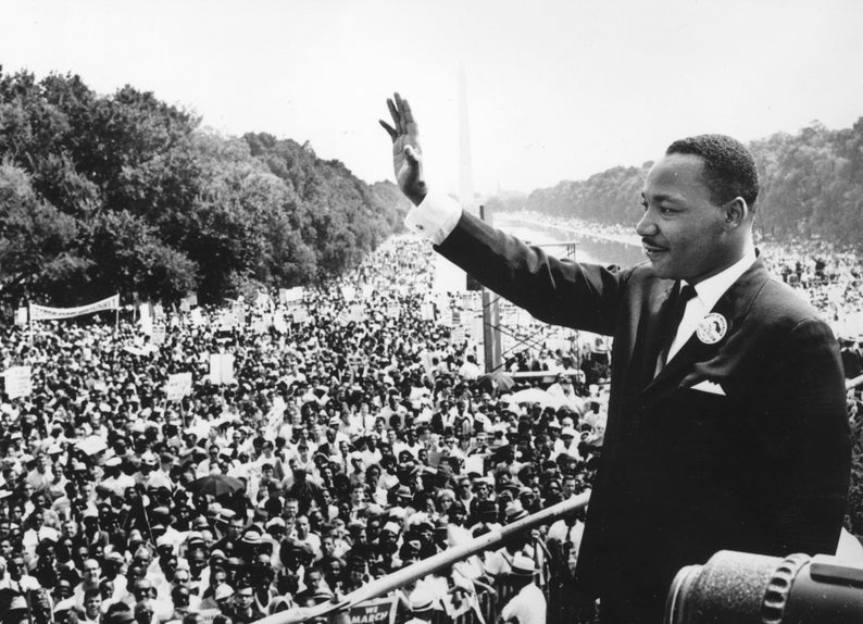 Martin Luther King - I have a Dream Speech