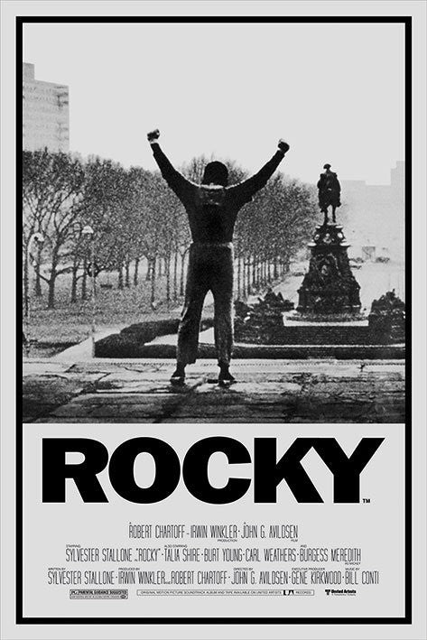 Rocky Arms Up  FLM00017