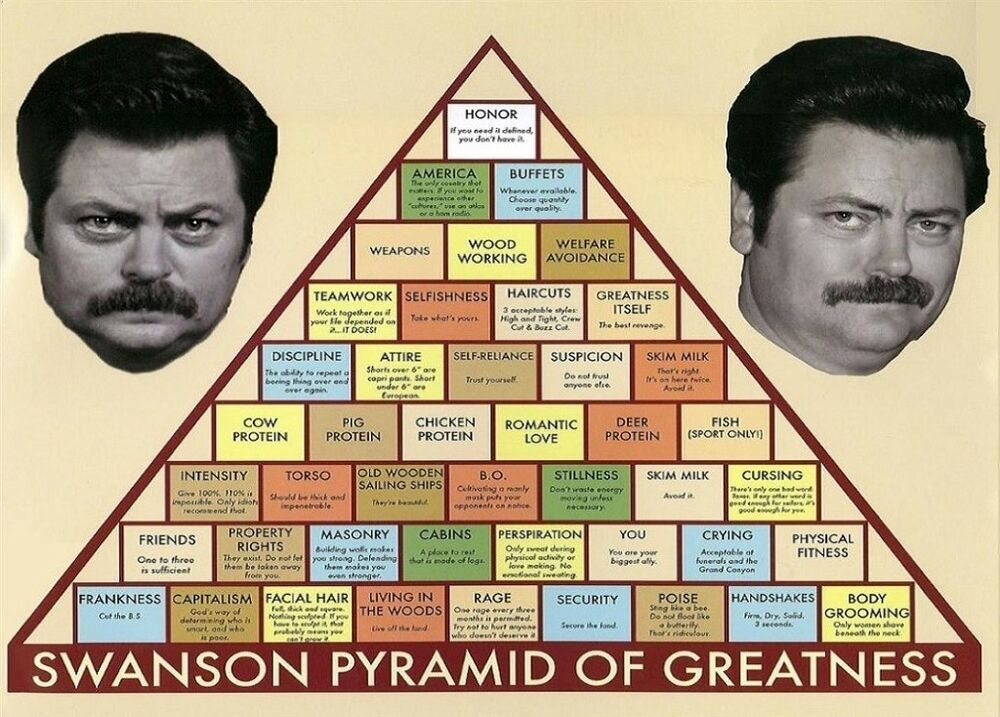 Parks and Recreation - 24 x 36 - FLM00461
