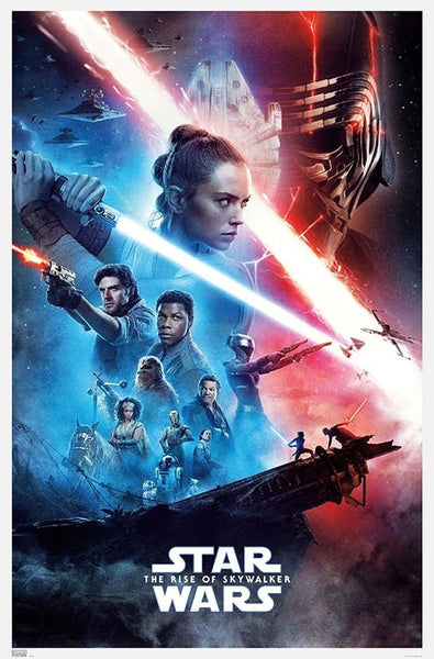 Star Wars - The Rise of Skywalk 24x36 - FLM18453
