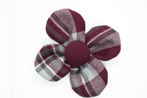 The Hearts FC Bowzos Dog Flower Accessory - BOWZOS