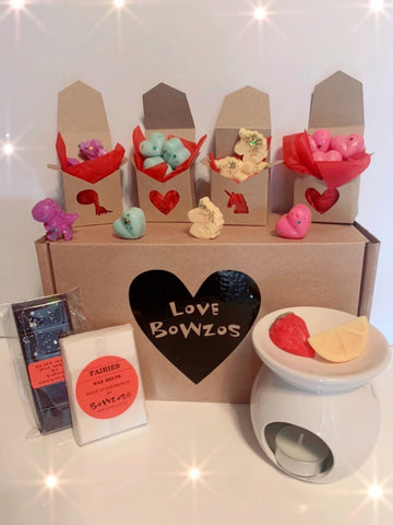 Bowzos Wax Melt Starter Box (Free UK Delivery)