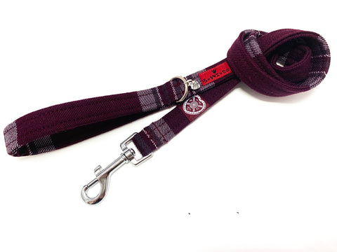 The Hearts FC Bowzos Dog Lead - BOWZOS