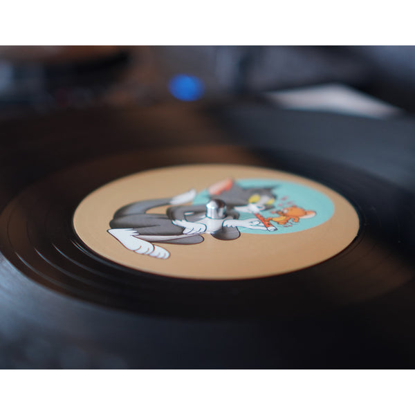 "Tom And Jerry (shell 016) Limited Edition 12"" Vinyl"