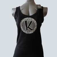 R Ladies Scoop Neck Vest